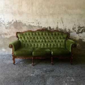 La Vie en Vert - Banquette