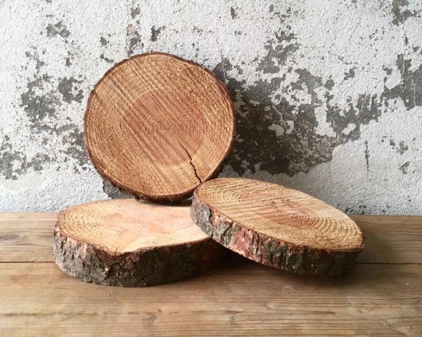 Rondelles de bois