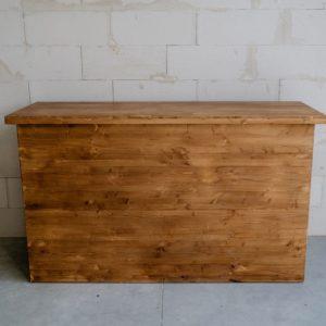 Comptoir Bar bois